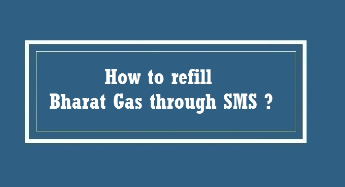 bharat gas login