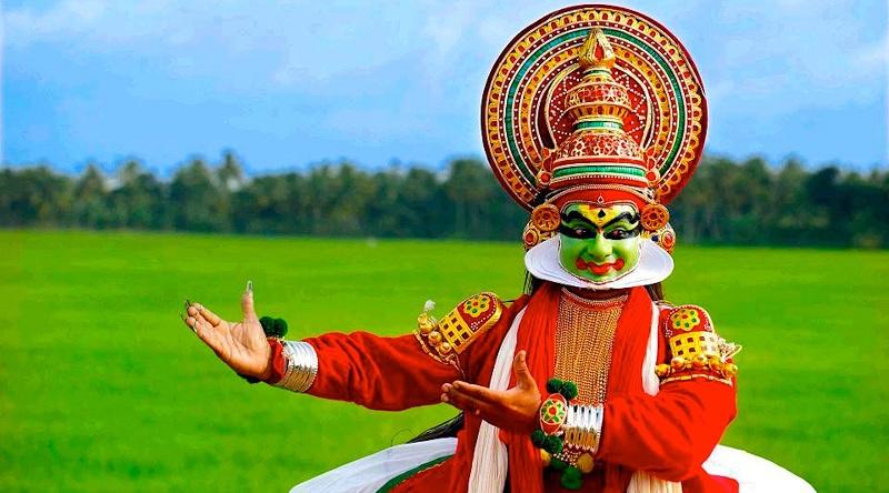 Kathakali Dance Form, Kerala