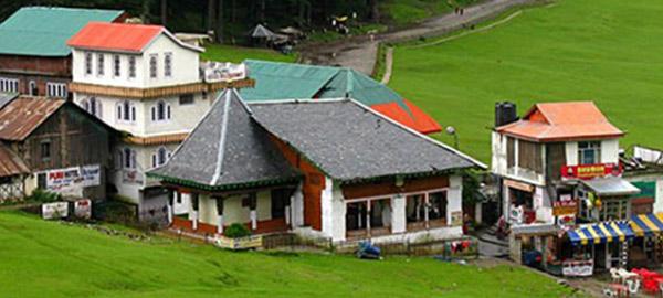 Khajji Nag Temple Khajjiar