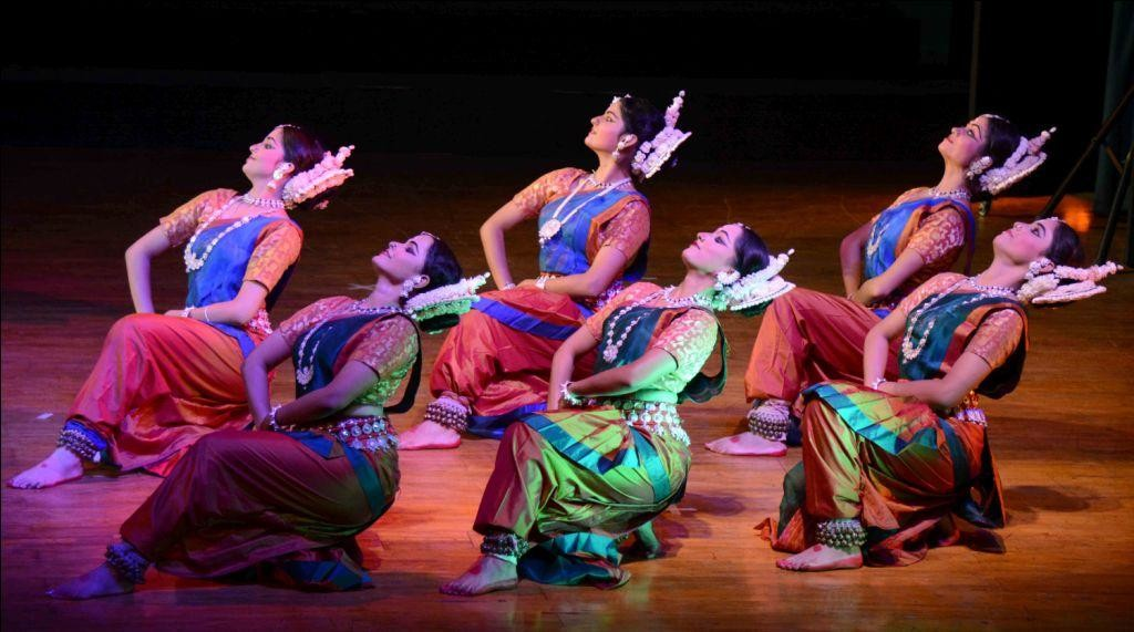 Odissi Dance Form, Orissa