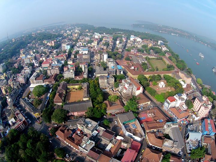 Panjim City Goa