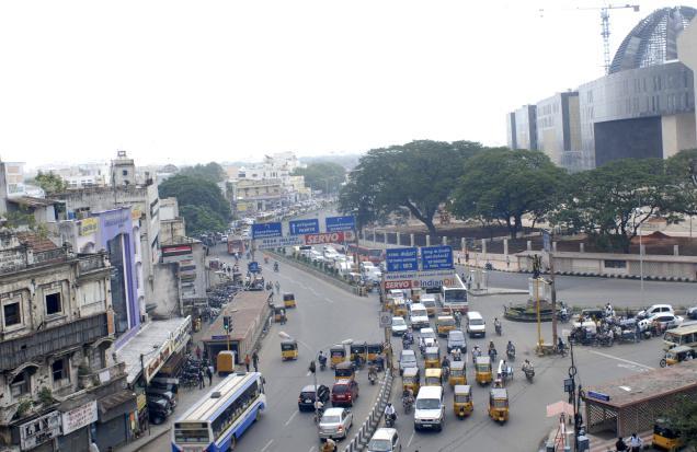 Anna Salai, Chennai