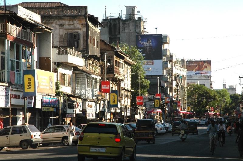 M G Road, Pune