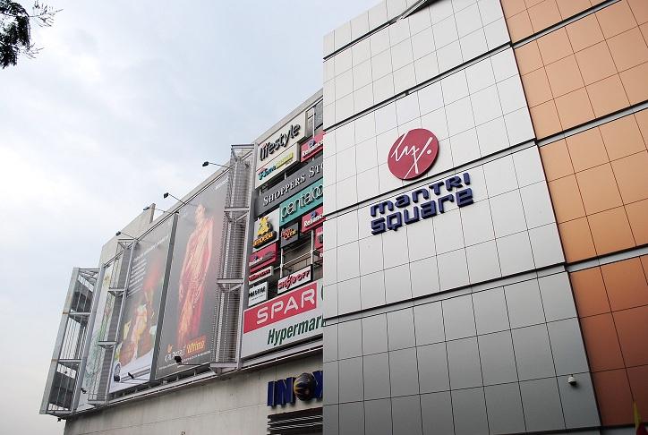 Mantri Square Mall, Bangalore