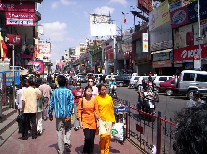 Mg Road, Bangalore