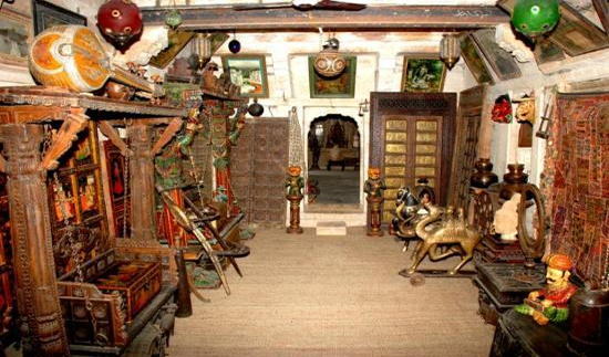 The thar heritage museum