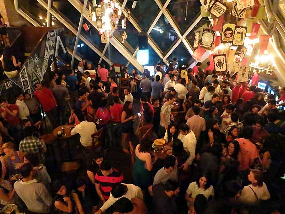 10 Best Places to Celebrate New Year's eve in Delhi