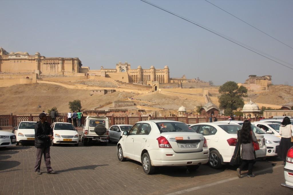 Amer Fort 1, Jaipur