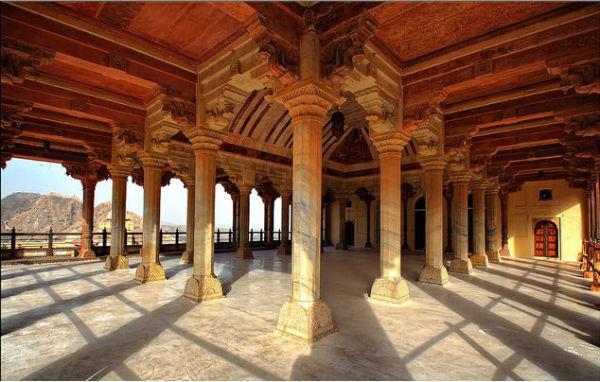Diwan-e-aam, Amber Fort
