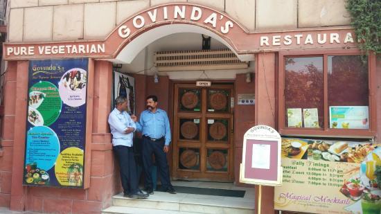 Govindas, Delhi