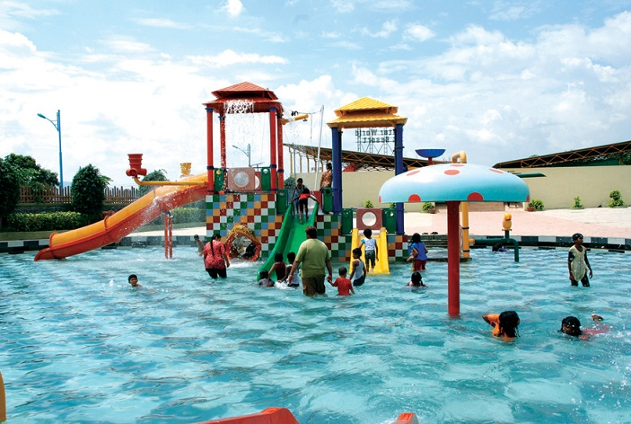 Krushnai Water Park, Pune