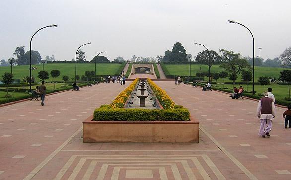 Mahatma Gandhi Park, Delhi