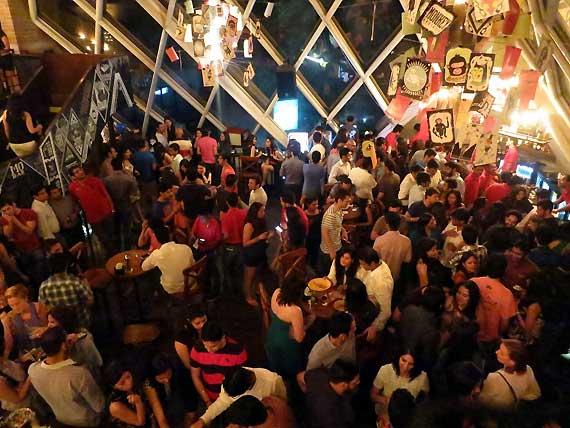 Monkey Bar, Delhi