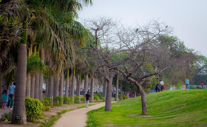 Nehru Park, Delhi