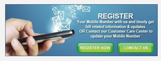 Register Mobile Number UPPCL