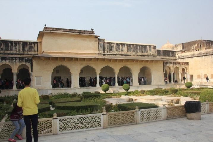 Sukh Niwas, Amber Fort