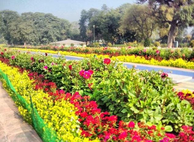 Talkatora Garden, Delhi
