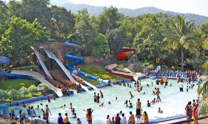 The Great Escape Water Park, Mumbai