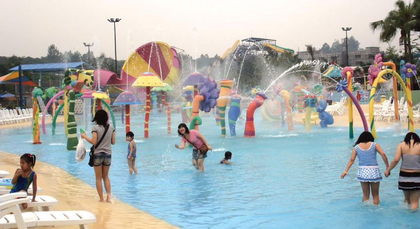 Top 5 Water Parks in Pune