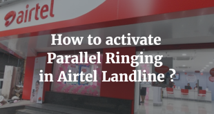 How to Activate Parallel Ringing in Airtel Landline