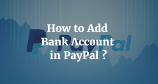 How to Add Bank Account in PayPal