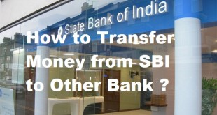 How to Transfer Money from SBI to Other Bank