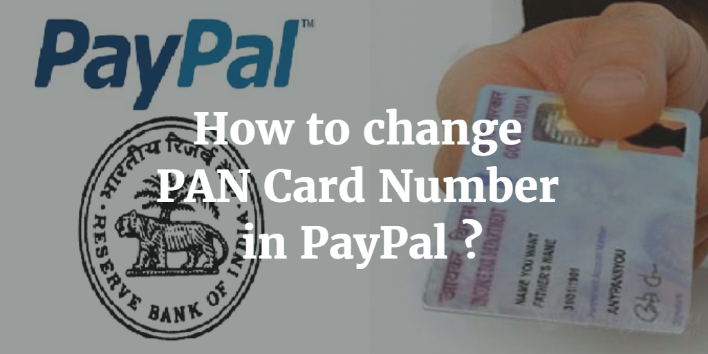 paypal change card details