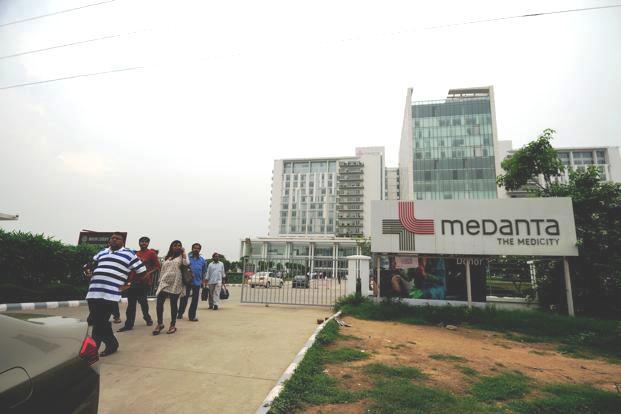 Medanta- the medicity, Delhi