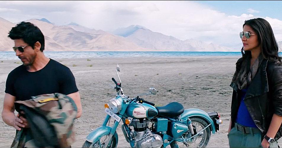 Pangong Lake Jab Tak hai Jaan