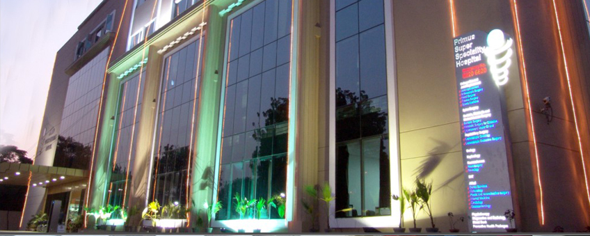 Primus Super Specialty Hospital, Delhi
