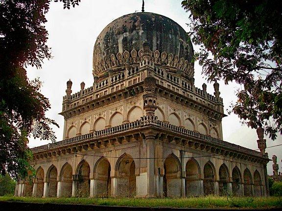 Qutab Shahi Tombs, Hyderabad