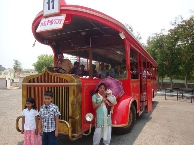 Ramoji Film City Bus