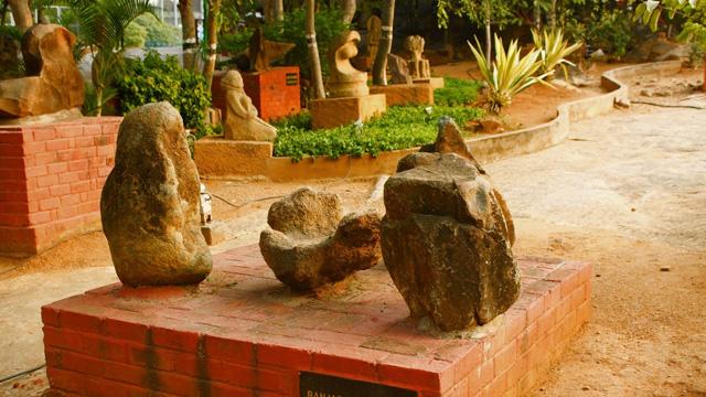 Rock Museum, Hyderabad
