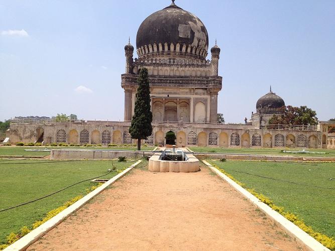 Tomb of Mohammad Qutub Shah