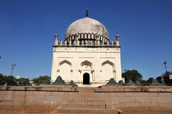 Tomb of sultan Quli Qutub ul Mulk