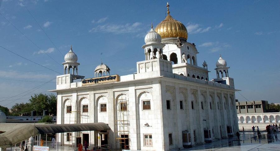 Gurudwara Nanakpiao Sahib Delhi