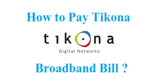 How to Pay Tikona Broadband Bill