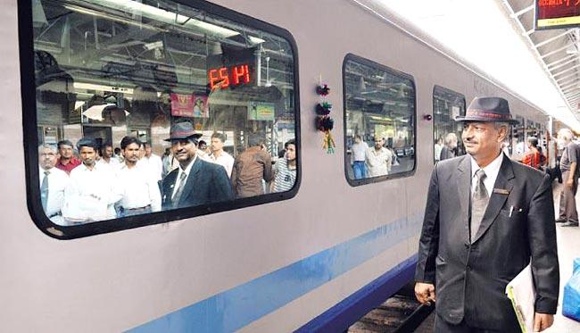 AC Local Train Mumbai