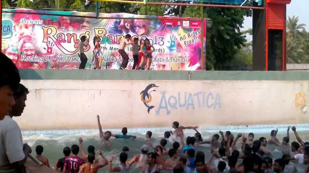 Aquatica, Kolkata
