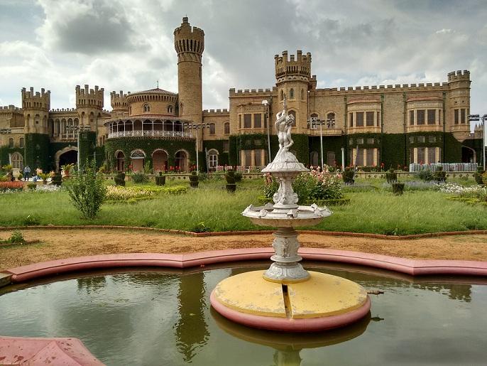 Bangalore Palace Beautiful