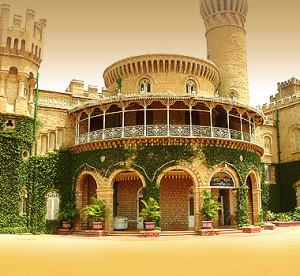 Bangalore Palace Front