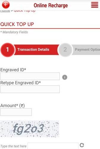 Delhi Metro Card Online Recharge