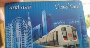 How to Recharge Delhi Metro Smart Card Online