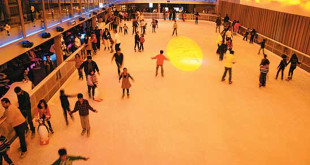 Ice Skating Rinks in Delhi