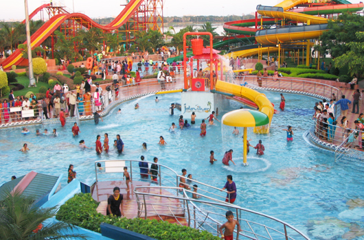 Top 5 Water Parks In Hyderabad Ticket Price Location