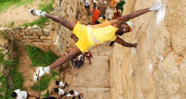 Jyothi Raj - The Indian Spiderman