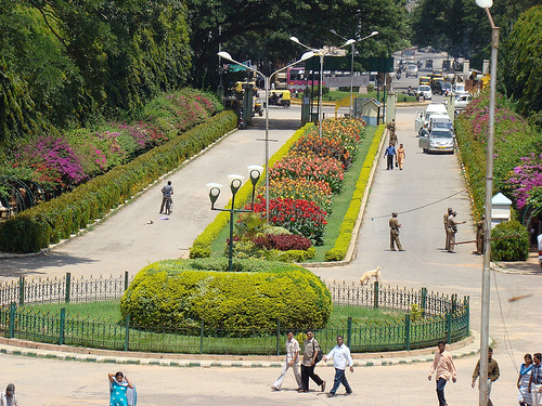Lalbagh Entrance