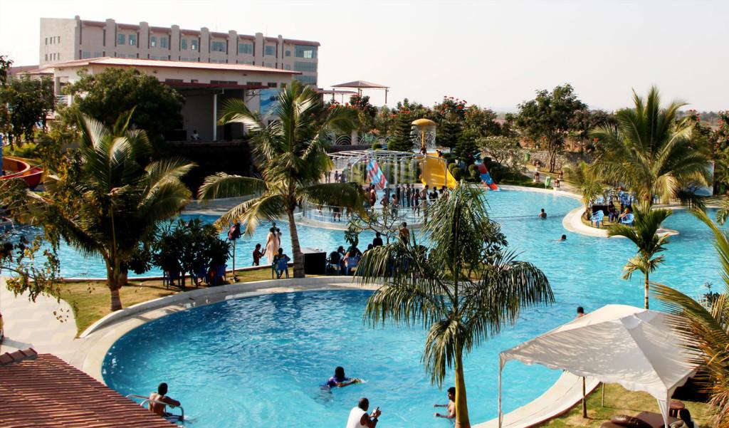 Leo Splash Water Park, Hyderabad