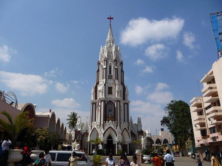 St Mary's Basilica, Bangalore