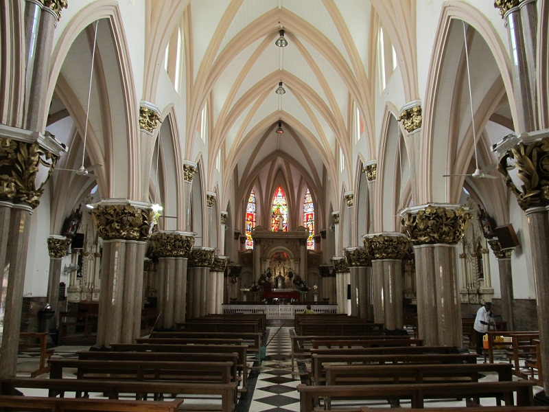 St Mary's Basilica Church, Bangalore